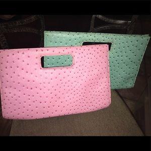 Clutch purses - large